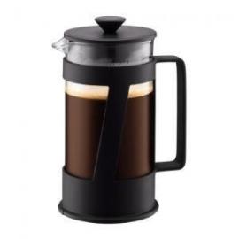 Cafetière piston Bodum Crema noir