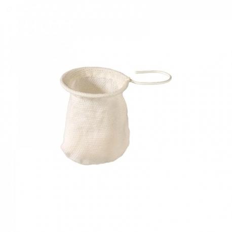 Chaussette à thé diam. 9 cm