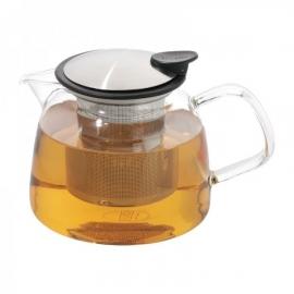 Théière Bell 0.40L en verre avec filtre