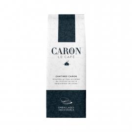 Chatines Caron - Amandes grillées enrobées de chocolat au lait