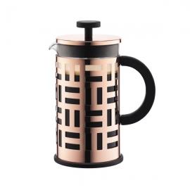 Cafetière à piston Eileen Bodum cuivre (8 tasses)