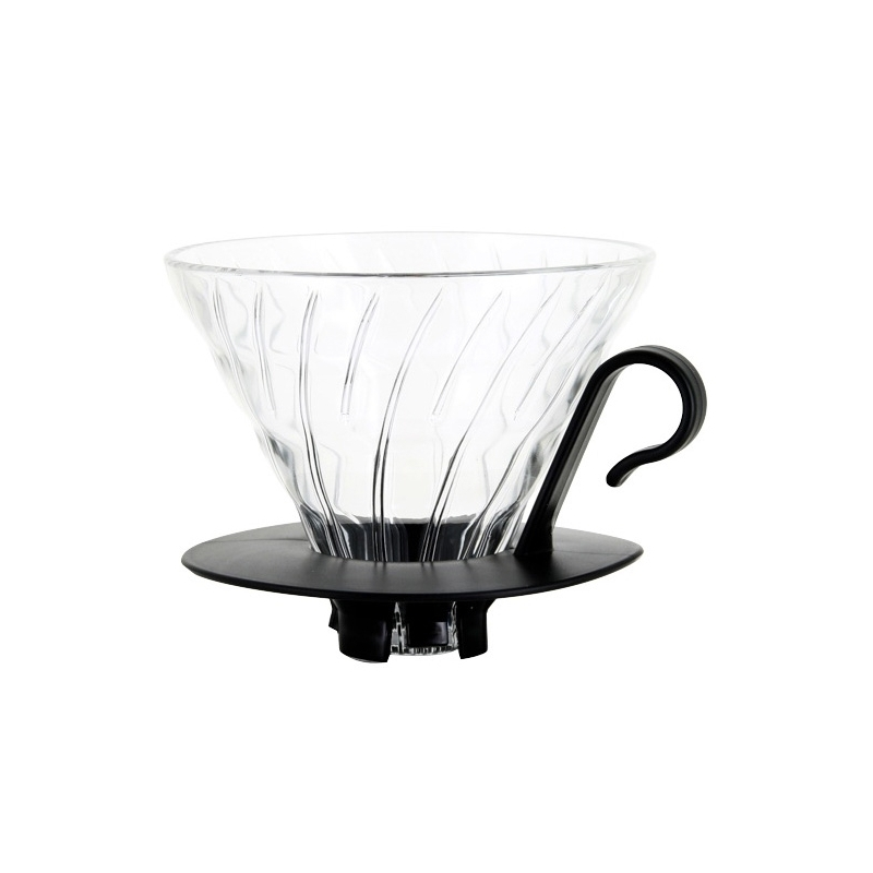 cafeti re v60 hario en verre 1 6 tasses caron service. Black Bedroom Furniture Sets. Home Design Ideas