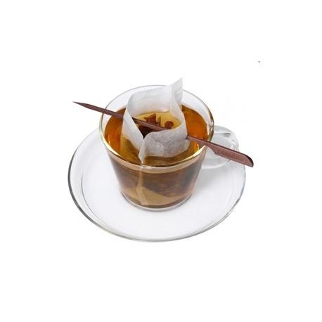 Filtre à thé Finum (Boîte de 100)