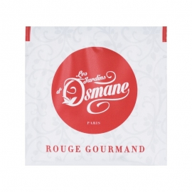 Thé aux fruits rouges - Rouge Gourmand