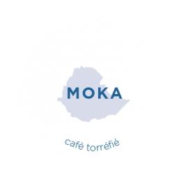 Café Harrar - Moka d'Ethiopie - Café torréfié