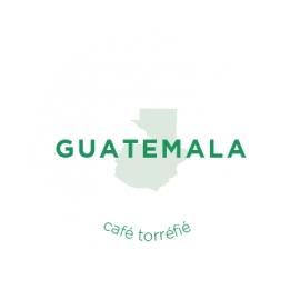Café Guatemala Huehuetenango - Café torréfié