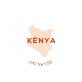 Kenya - Café torréfié