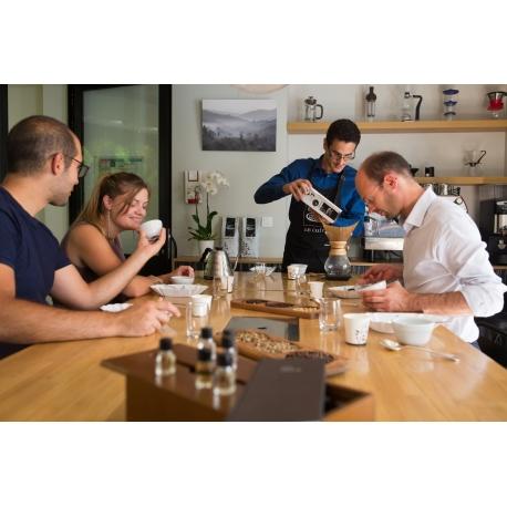 1-Offrir un Atelier Café Découverte 1h30