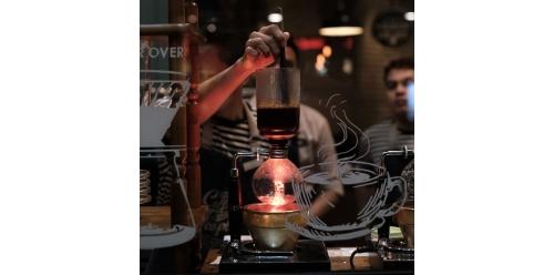 CAFETIÈRE SYPHON