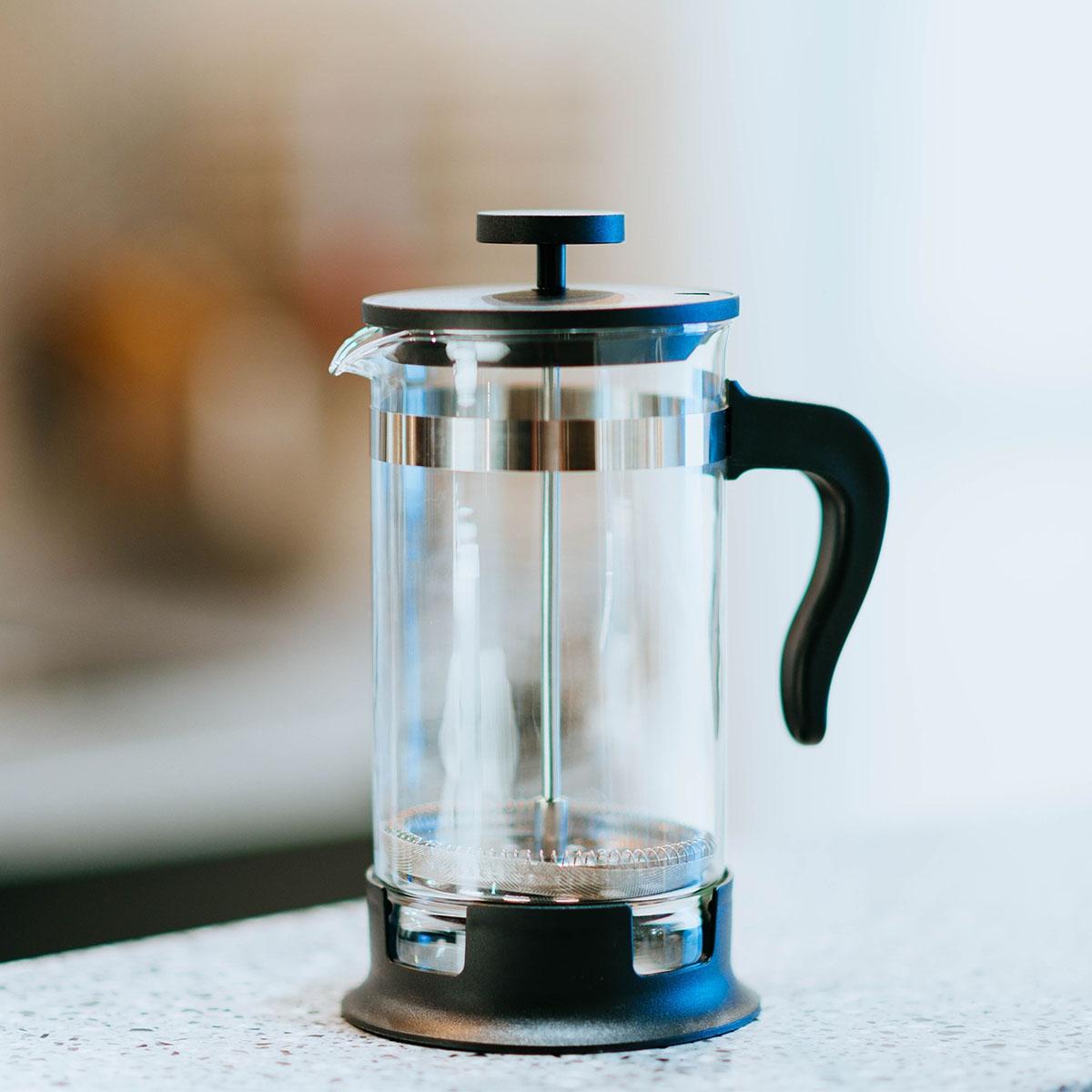 CAFETIÈRE A PISTON