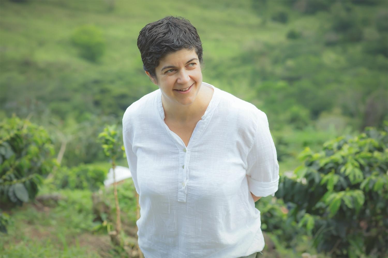 La torréfactrice Anne Caron