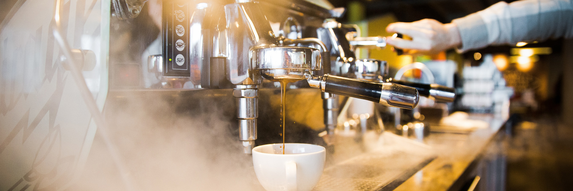 Couverture fournisseur de café CHR