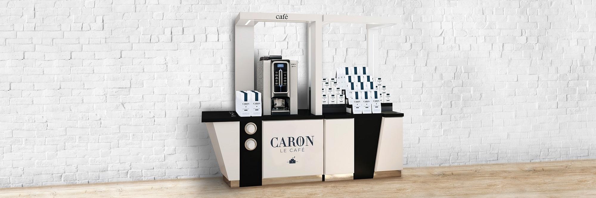 Image distributeur automatique de boissons chaudes